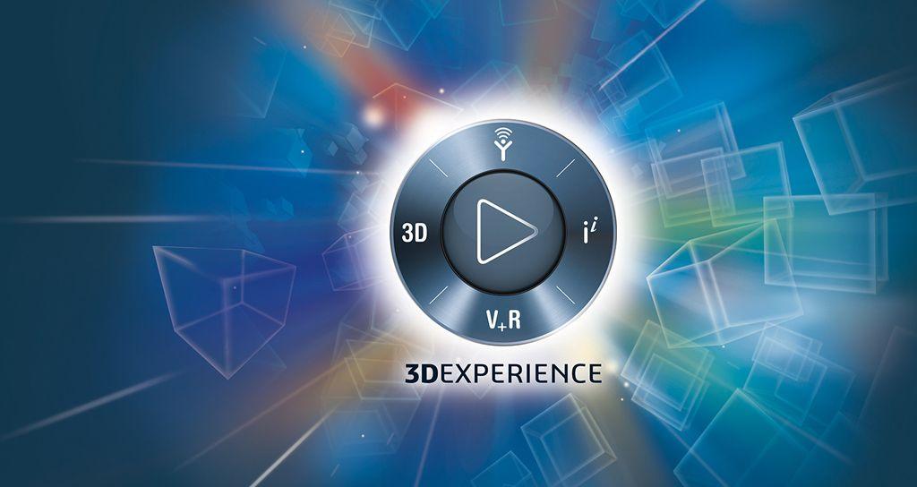 Картинки по запросу 3DEXPERIENCE