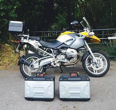 BMW R1200GS 2006 Yellow/ Showroom condition. Cleanest in country?