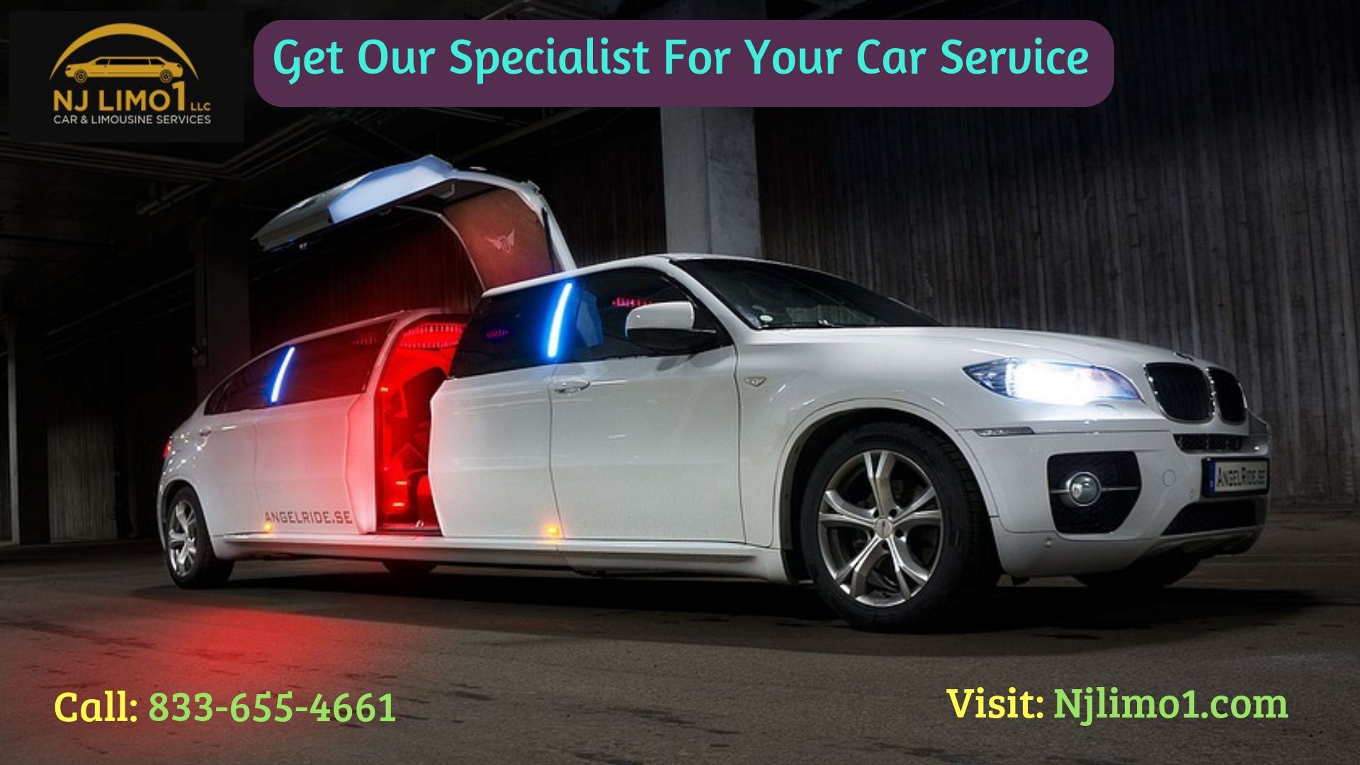 Looking For The Secure Car Service For Your Transportation At Nj Limo 1 Llc We Provide Hassle Free Town Car Service Wedding Limo Service Airport Limo Service