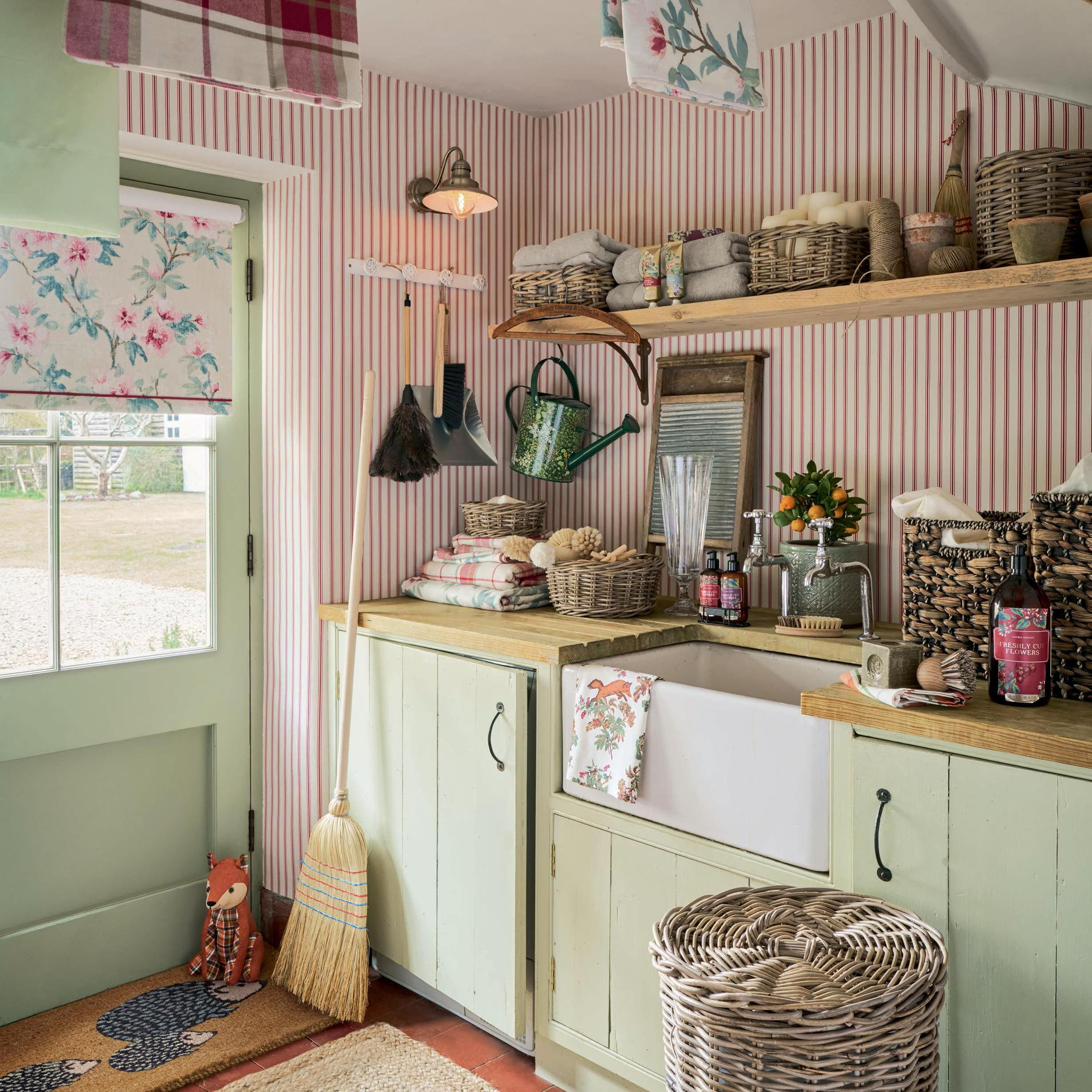 Laura ashley cranberry cottage lauraashleyaw love the green
