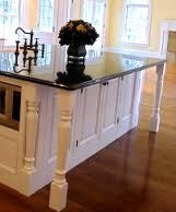 kitchen cabinets with legs - Google Search