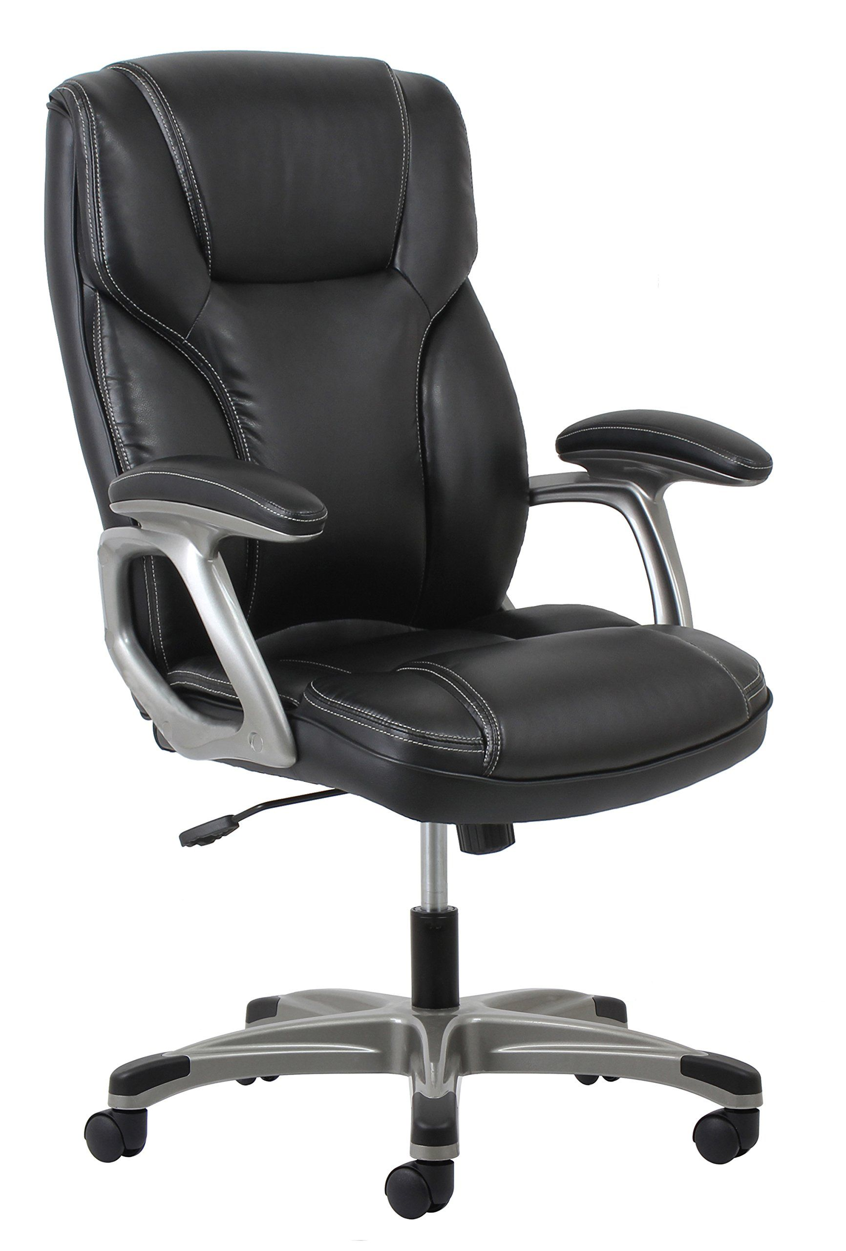 Essentials HighBack Leather Executive