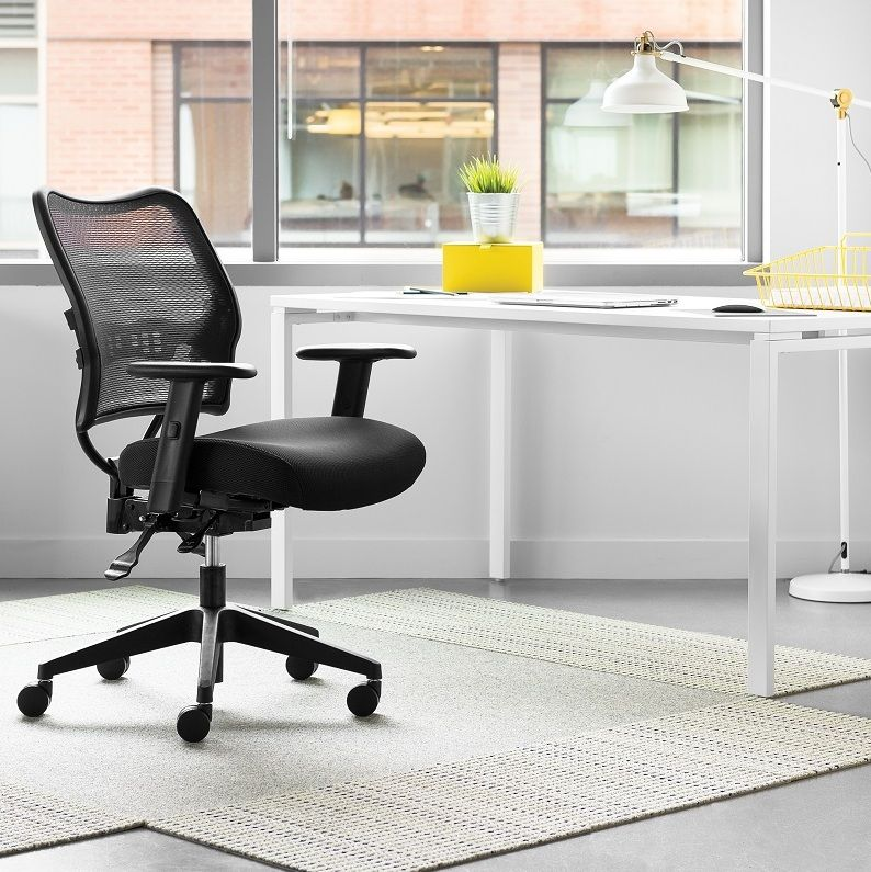 Find Your Comfort Zone With Adjustable Ergonomic Support