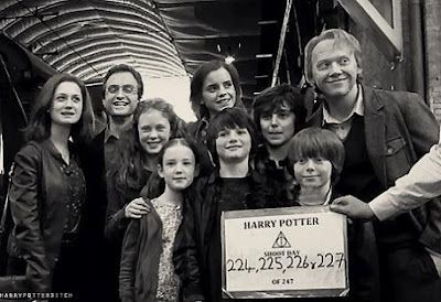 Potter and weasley family harry potter ginny weasley - Ron weasley and hermione granger kids ...