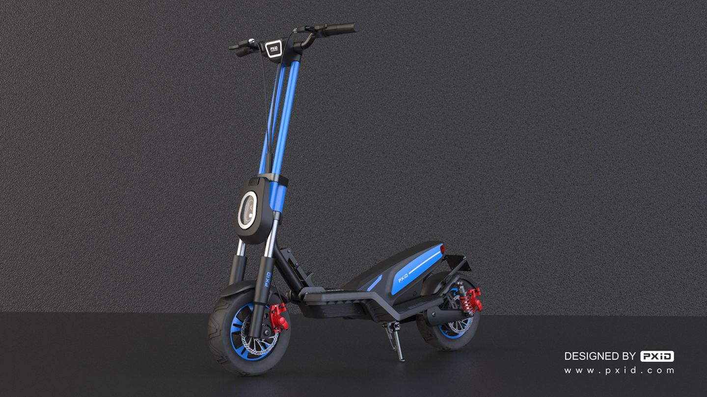 Electric Bike Electric Scooter Unmoped Scooter E Bilke Moped