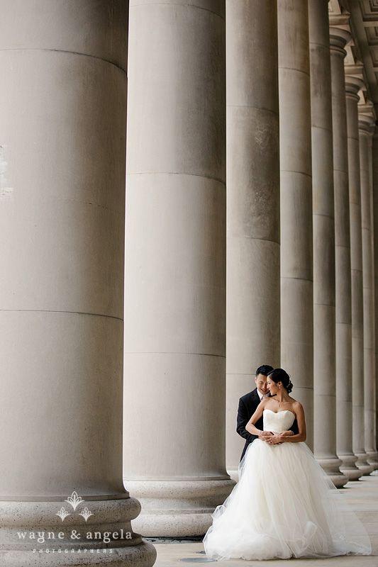 Chicago Union Station Wedding Photos Jackie Thomas