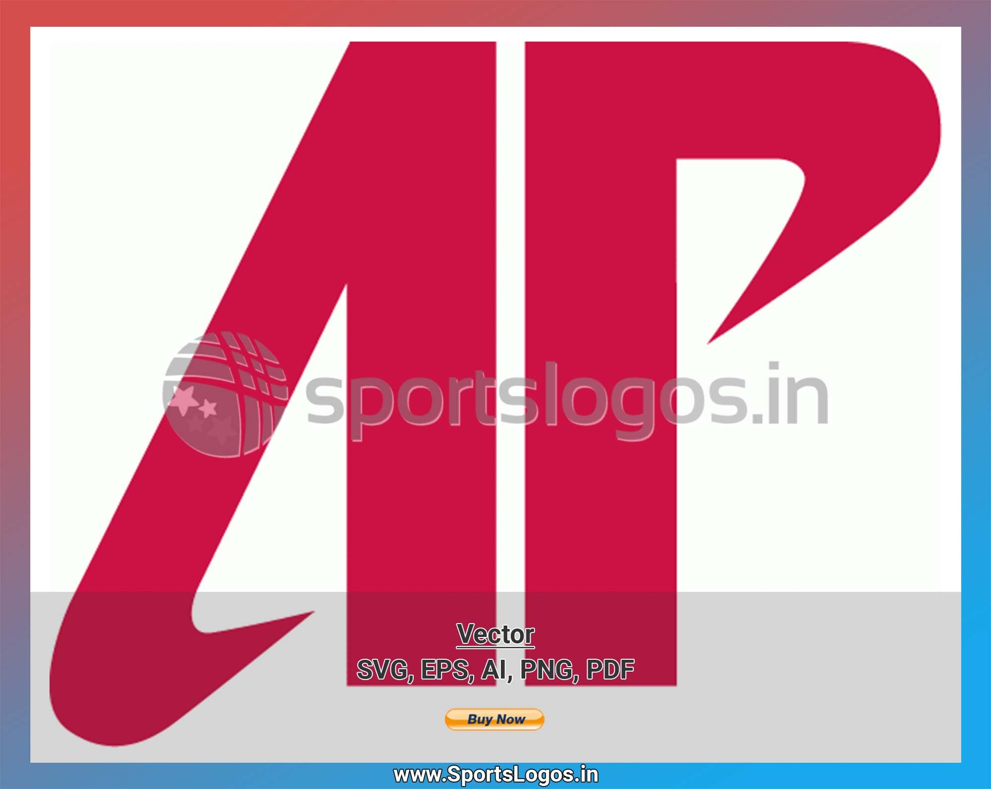 Austin peay governors college sports vector svg logo in