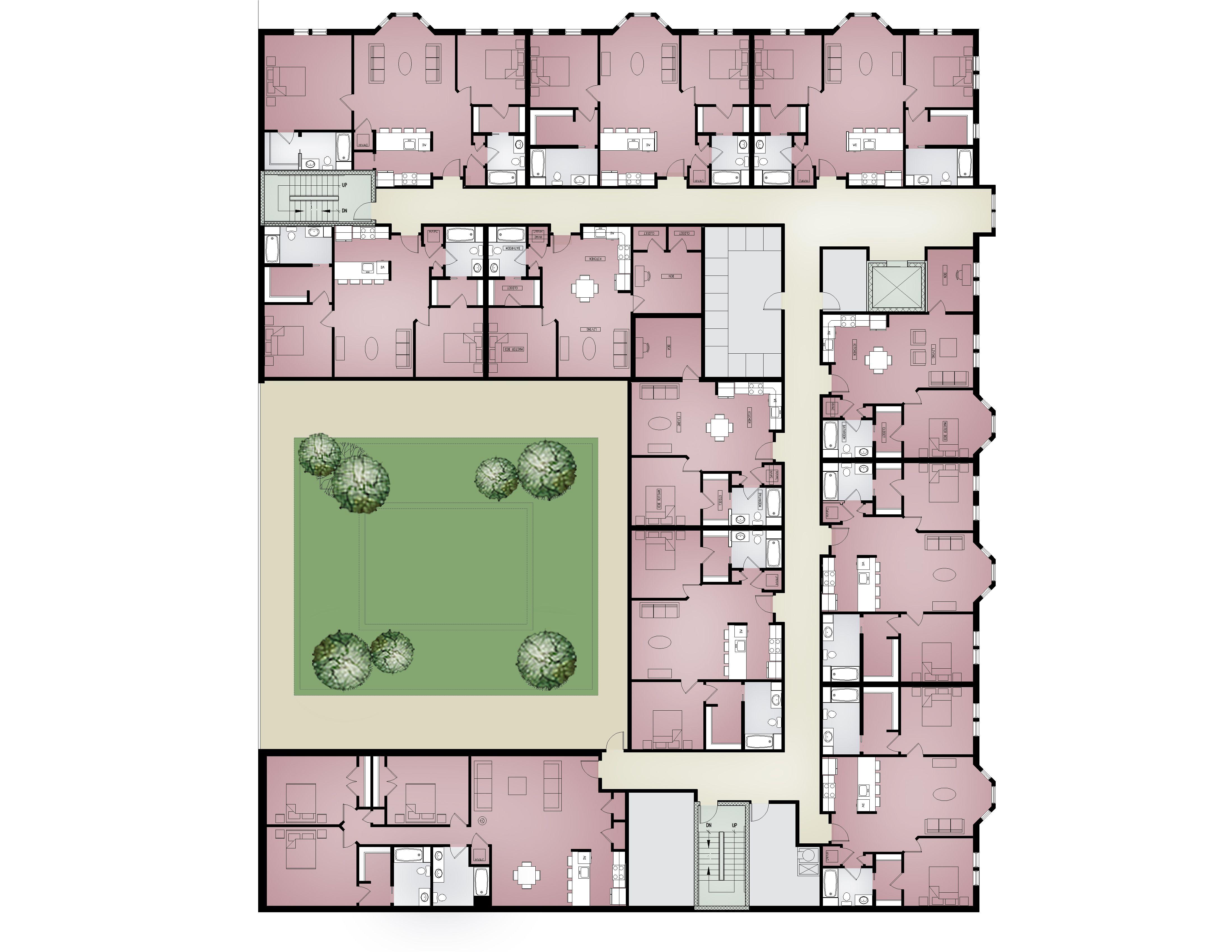 9 Gallery Floor Plans Nyc Apartment Buildings Design Ideas ...   A ...