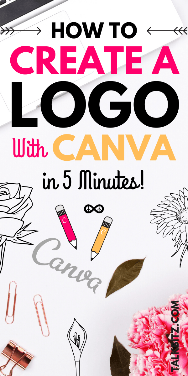 How to Create a Logo for Free (Canva Logo Maker) -