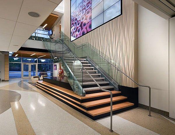 2014 Top 100 Giants. Research InstituteTranslational ResearchInterior  ArchitectsStair DesignDesign FirmsOrlandoMetabolismDiabetesWraps