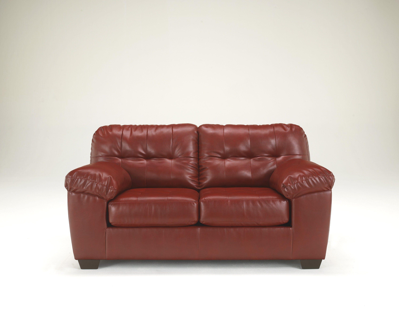 Alliston DuraBlend Leather Loveseat in 3 Colors