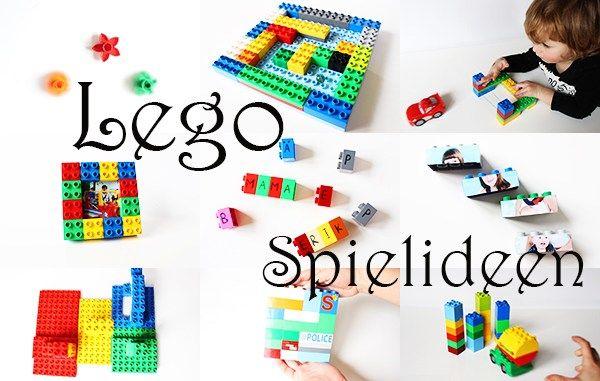 10 kreative ideen mit lego duplo video lass und spielen spiele lego duplo und kinder. Black Bedroom Furniture Sets. Home Design Ideas