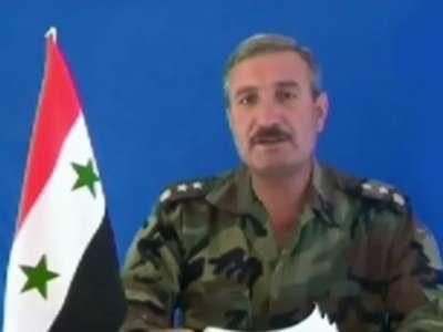 قائد الجيش السوري الحر حد دنا مكان بشار وسيتم القبض عليه حي ا خلال أيام Arab News News