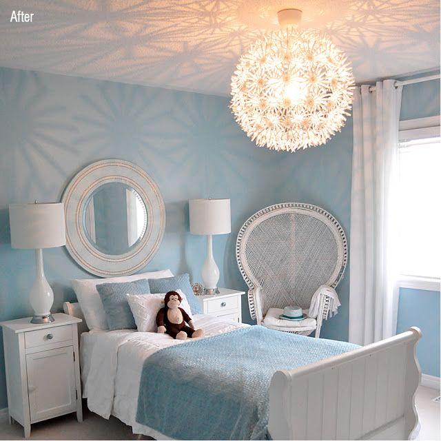 25 Dreamy Blue Paint Color Choices Light Blue Bedroom Girls