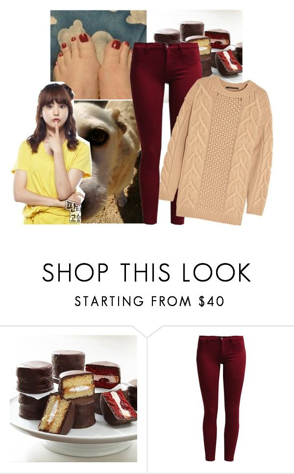 """""""I got a pedicure"""" by myfictionlife ❤ liked on Polyvore featuring Sisley and Agnona"""