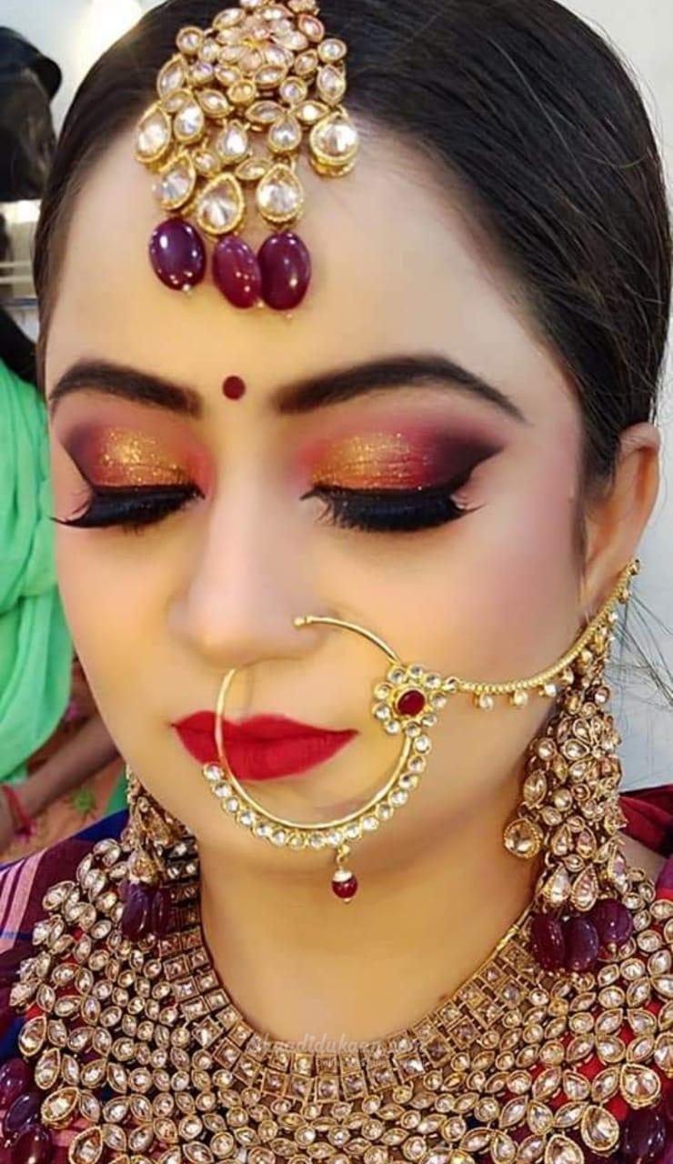 Vijay Laxmi Makeup Artist Portfolio Makeup Artist in