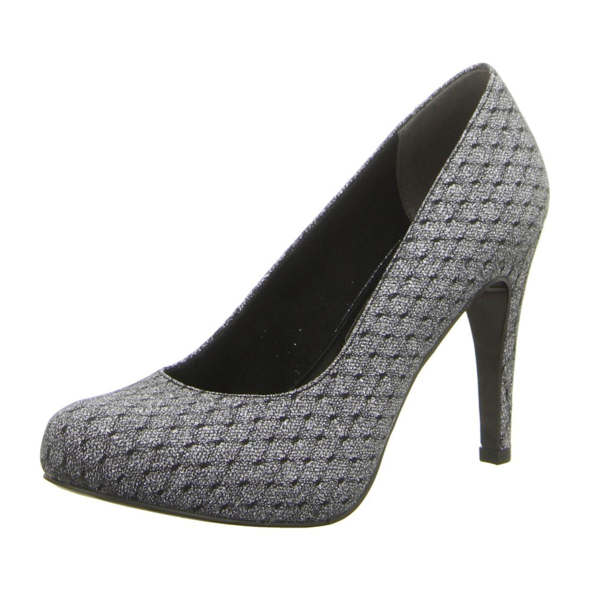 NEU: Tamaris High Heels 1 1 22459 27 916 pewter glam st
