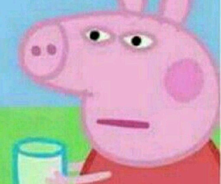Peppa Pig Peppapig Peppa Pig Peppa Pig Cartoon Memes Pig Memes Funny Memes