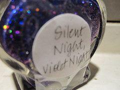 Lynnderella Silent Night, Violet Night