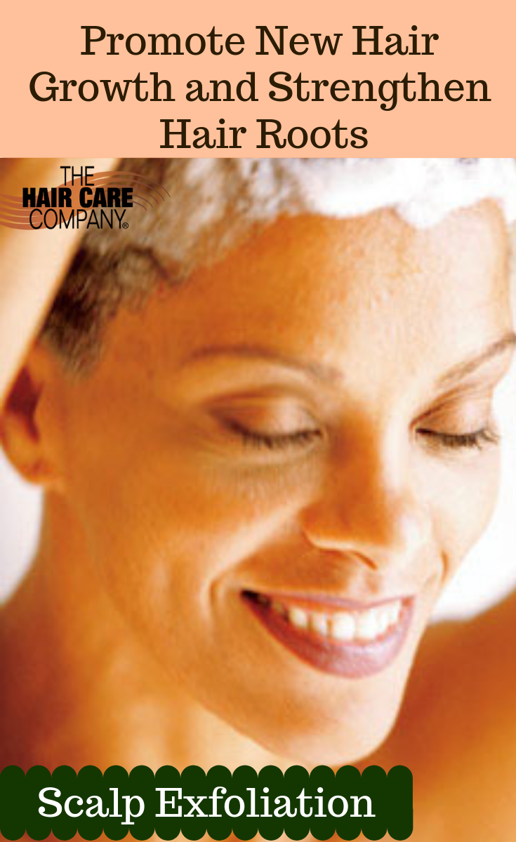 What is Scalp Exfoliation? Exfoliate scalp, At home face