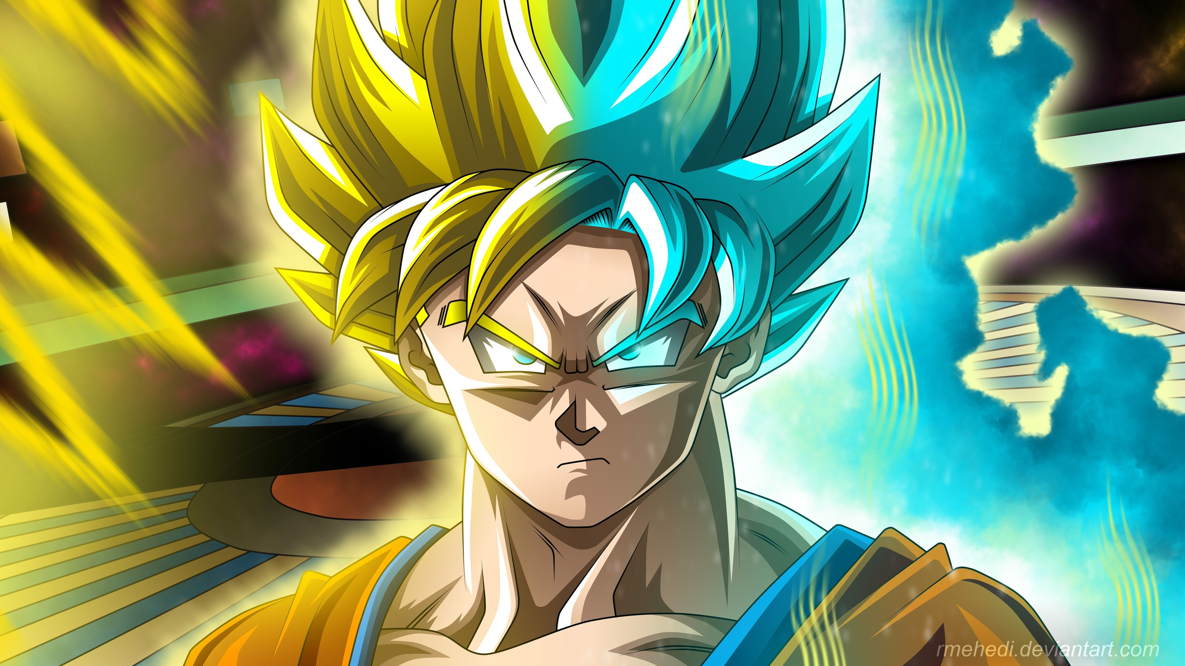 3840x2160 Dragon Ball Super 4k Desktops Wallpapers Dragon