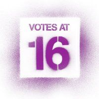 Year 9's from Alec Hunter Hummanties College have been campaining to lowering the voting age to 16.