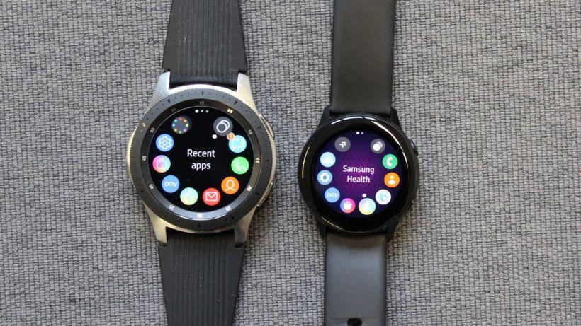 Samsung Galaxy Watch V Galaxy Watch Active Smartwatch Shoot Out Samsung Smart Watch Smart Watch Samsung Watches