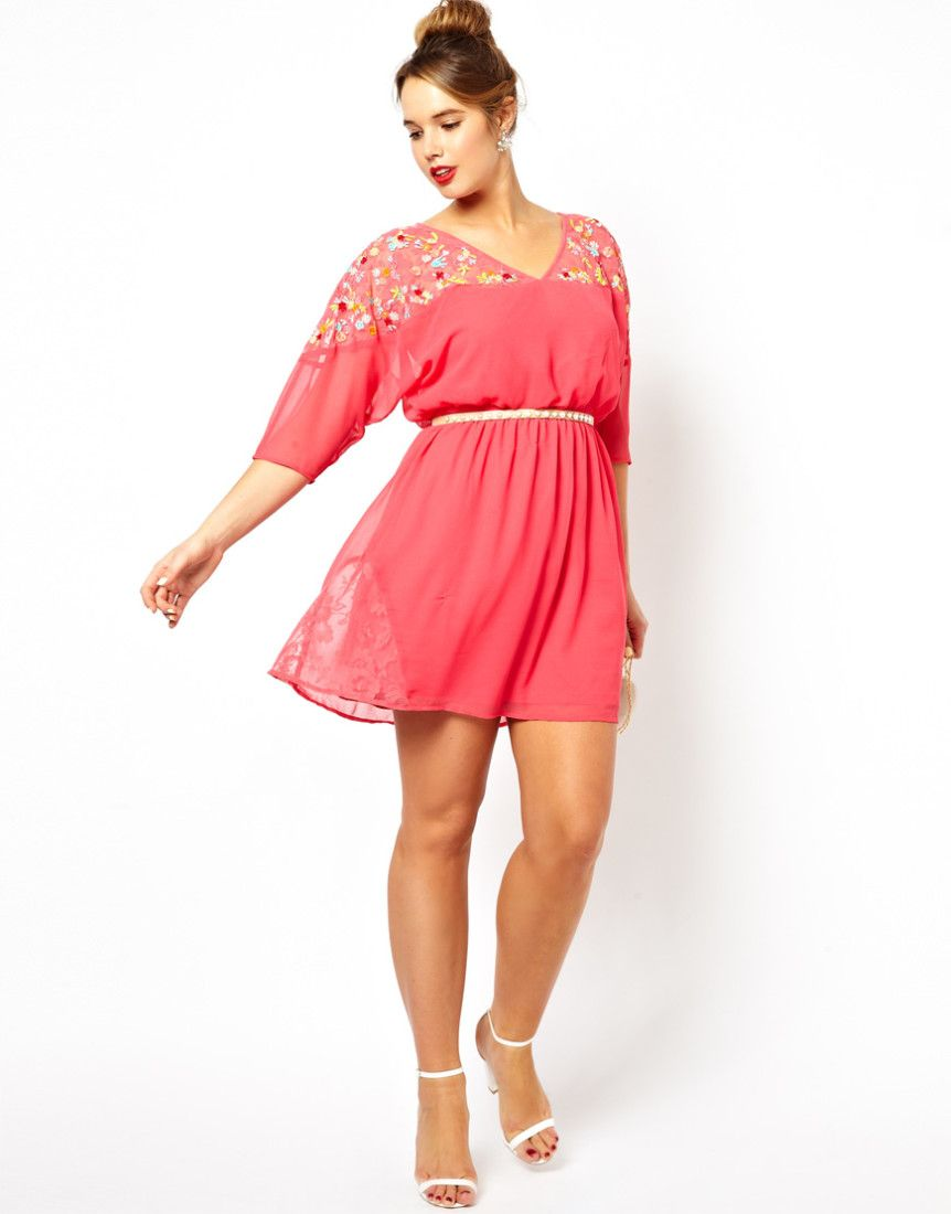 Cute Plus Size Dresses for Creating Smart Effects | Fashion ...