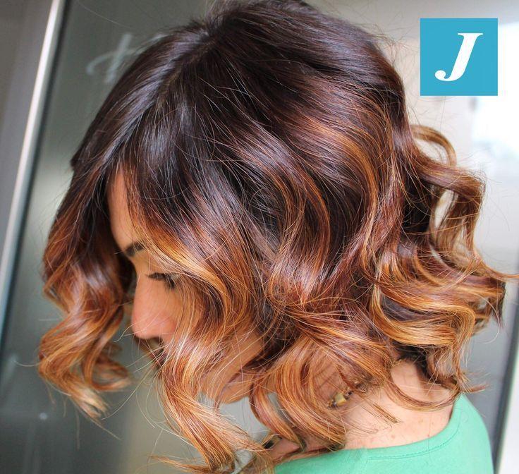 Photo of Vuoi cambiare il tuo look? Degradé Joelle & Cutting Air Tips! #cdj #degradejoell …, #Aria #c …