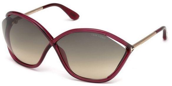 ed5a0af6ccd2 Buy Tom Ford Sunglasses for Women, Grey Lens, FT0529 - Eyewear   KSA   Souq