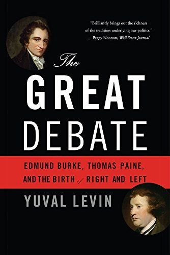 Shawn......The Great Debate: Edmund Burke, Thomas Paine, and the Birth of Right and Left