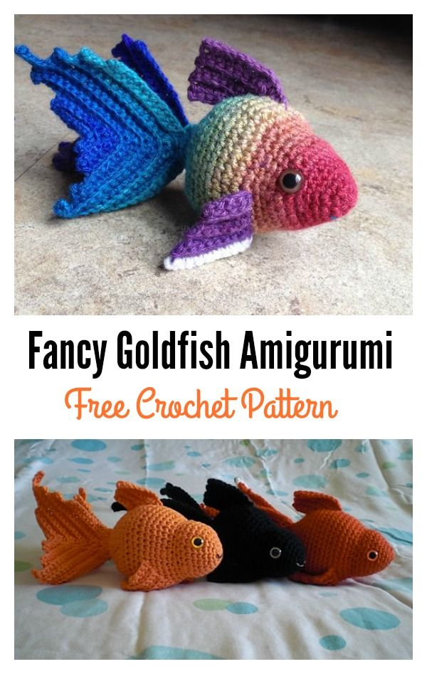 Fish Amigurumi Free Patterns In A Jar Crochet Ideas And