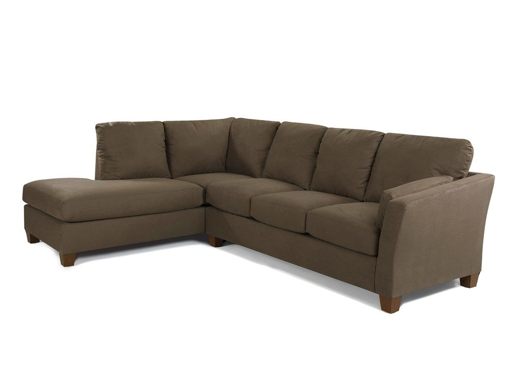 Simple Elegance Drew Microfiber Sectional P18880   Talsma Furniture    Hudsonville, Holland, Byron Center