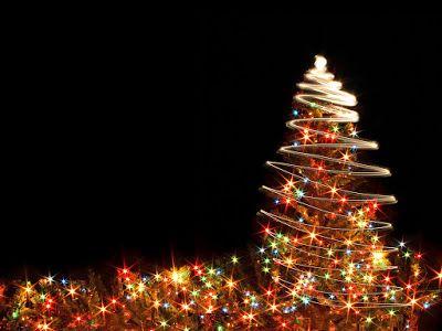 Christmas Lights Animated Wallpaper