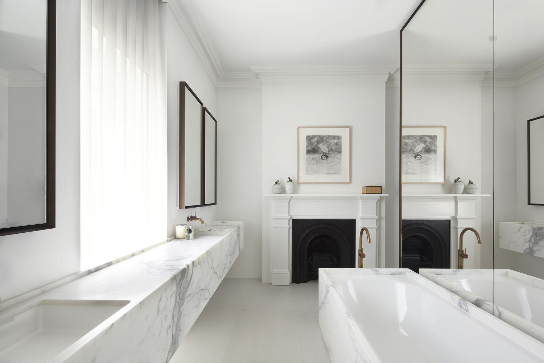 Gallery Of Orama Residence Smart Design Studio 15 Marble Bathroom Designs Interior Design Awards Australian Interior Design