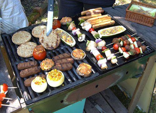 Fetch A Wonder Full Game Wondercafe Vegetarian Bbq Wedding Food Drink Food