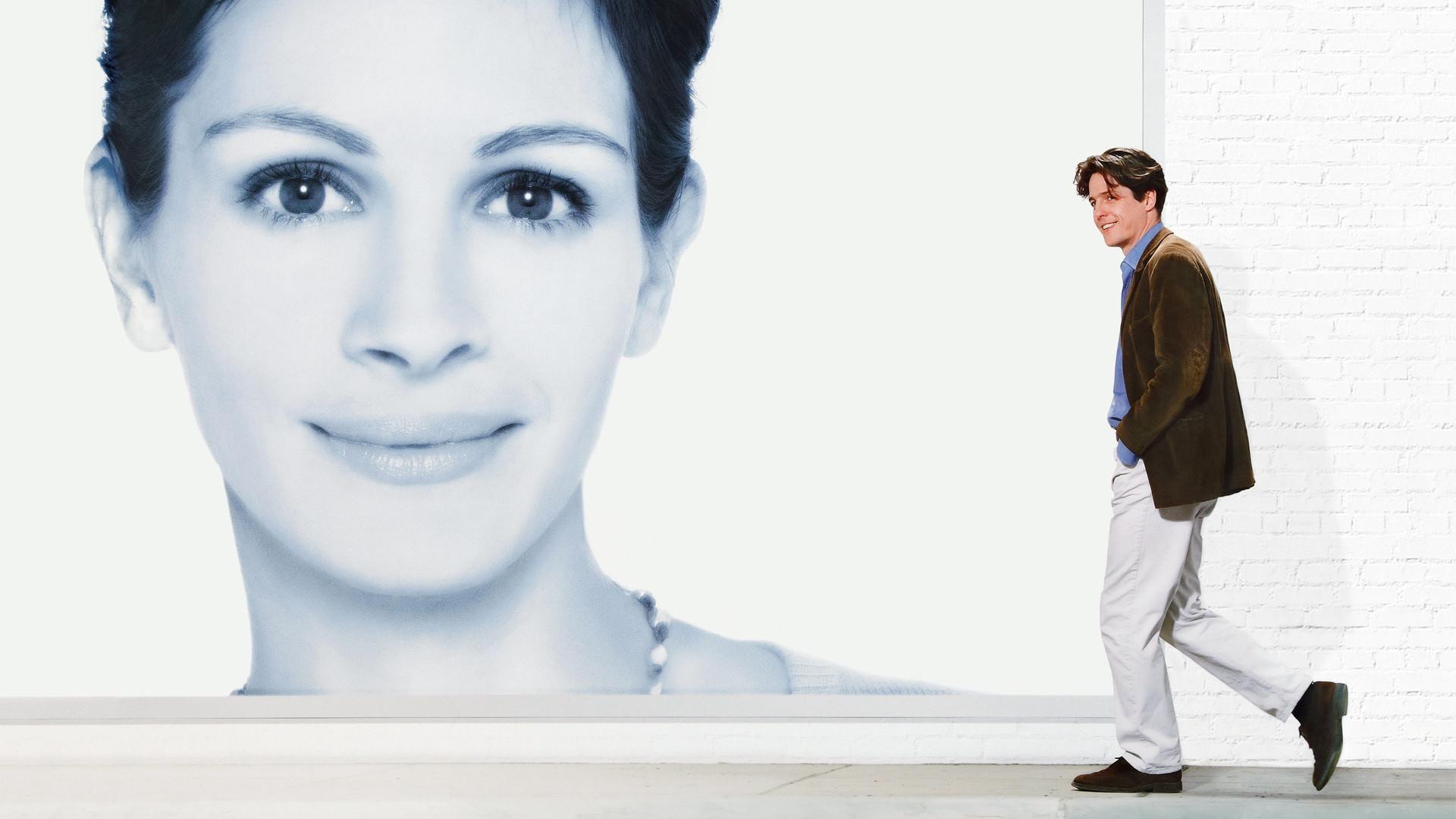 """Notting Hill -  """"Não se esqueça. Eu sou apenas uma garota, parada em frente a um garoto... pedindo-o para amá-la"""""""