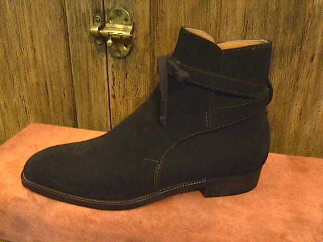 hand sewn welted boot maker o.e.: 170,000 JPY
