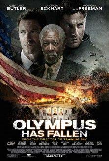 Olympus Has Fallen (Kod Adı: Olympus) İzle