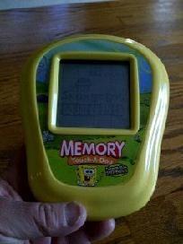 "spongebob electronic ""memory game"""