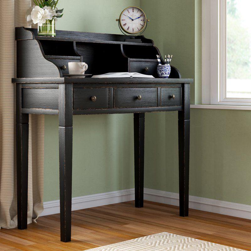 traditional style secretary desk - 700×700