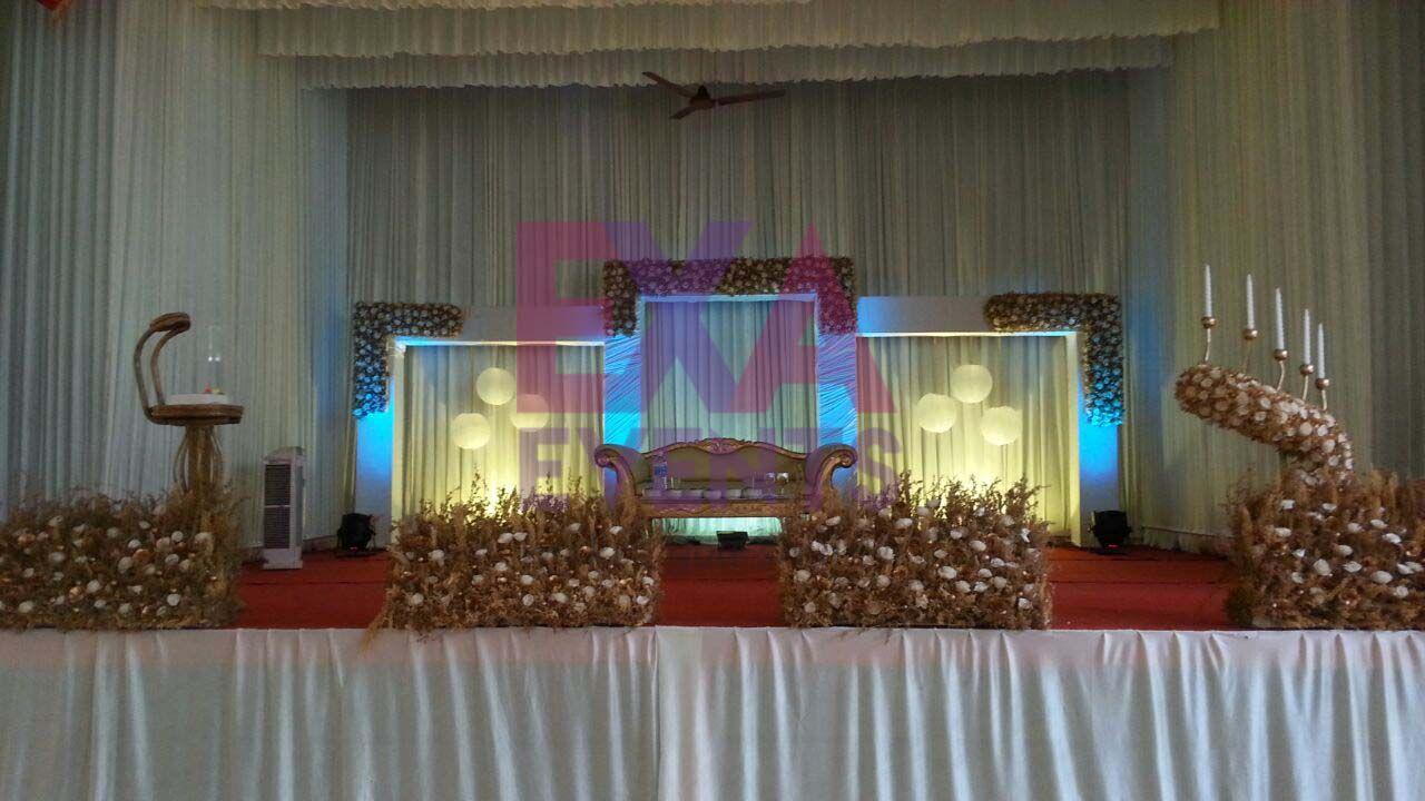 Wedding event background  weddingflowerarrangementkottayamg   backdrops