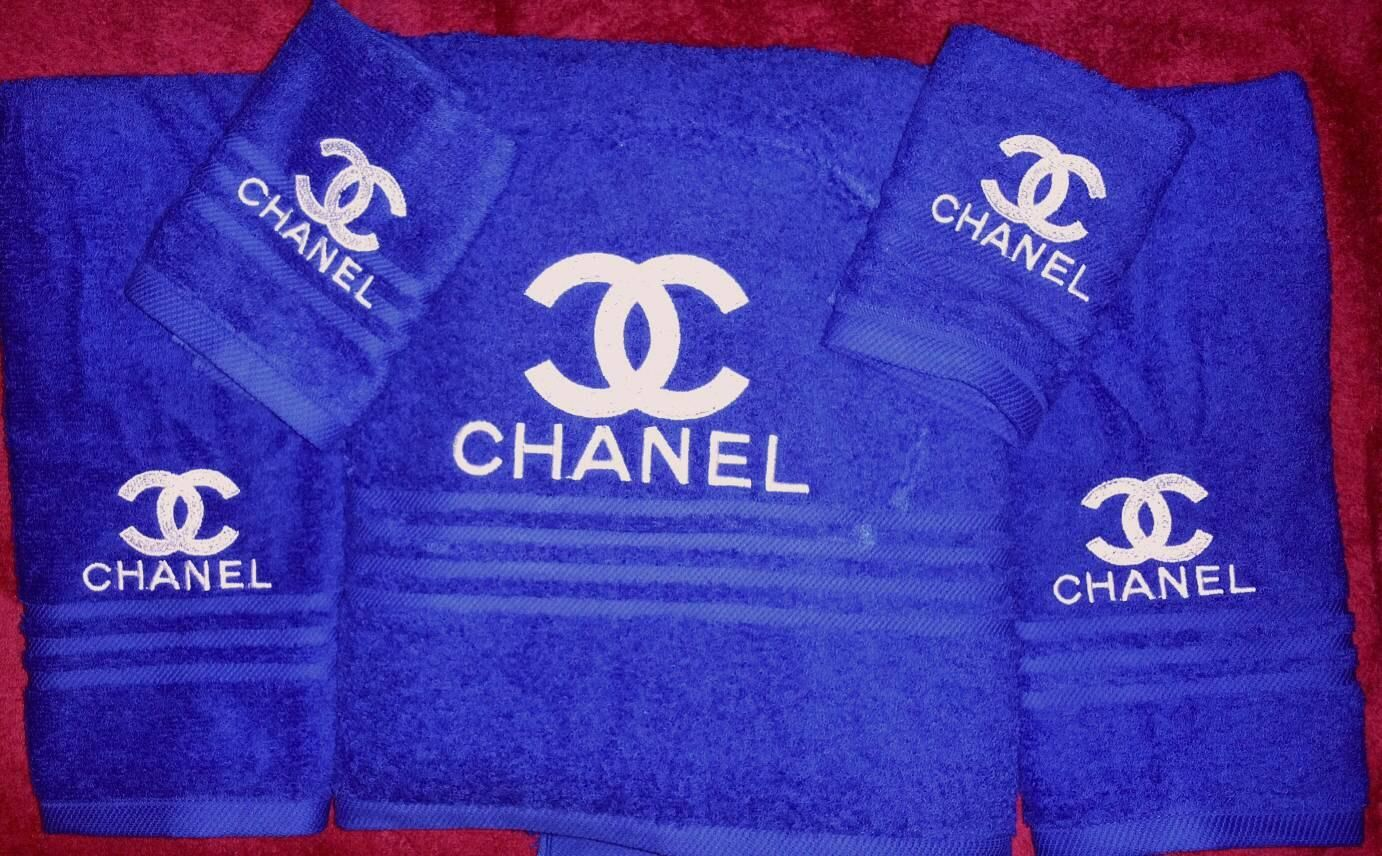 Towel with embroidered a company logo is one of the most ...