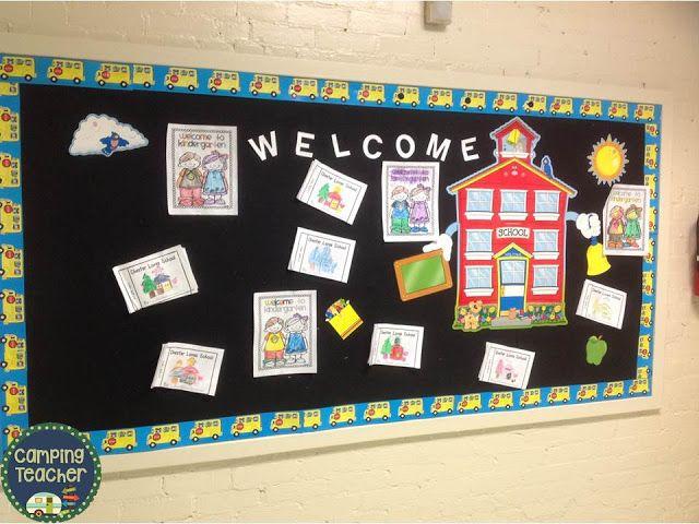 Bulletin Board for school