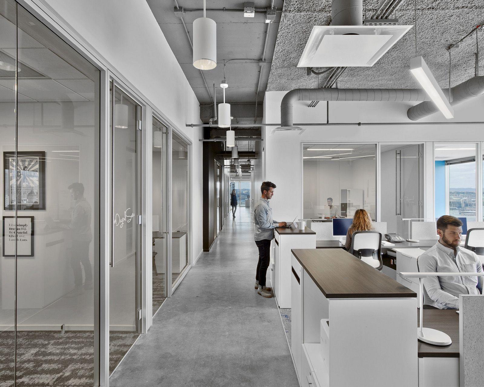 Superieur WME Offices   Nashville   7 Office Designs, Office Space Design, Modern  Office Design