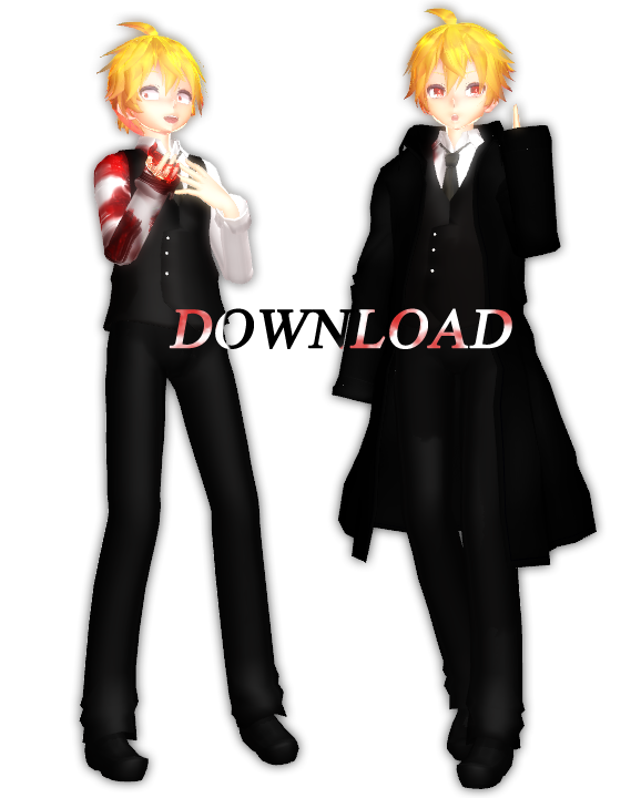 Mmd Len Lost A Bet Had To Dress - image 6