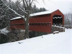 Gettysburg area Sachs Covered Bridge