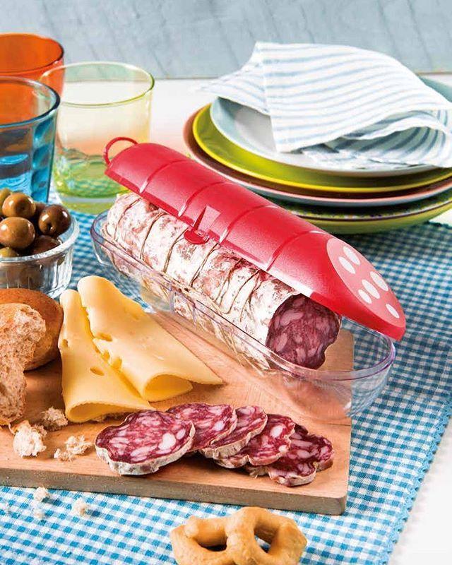 Sì, è presto, ma noi stiamo già pensando al l'aperitivo 😉 #snips #foodcontainer #contenitoreperfetto #madeinitaly #kitchentools #incucina #tuttoinordine #aperitivo #portasalame #foodie #lovefood #happyhour #foodsaver  Yummery - best recipes. Follow Us! #kitchentools #kitchen