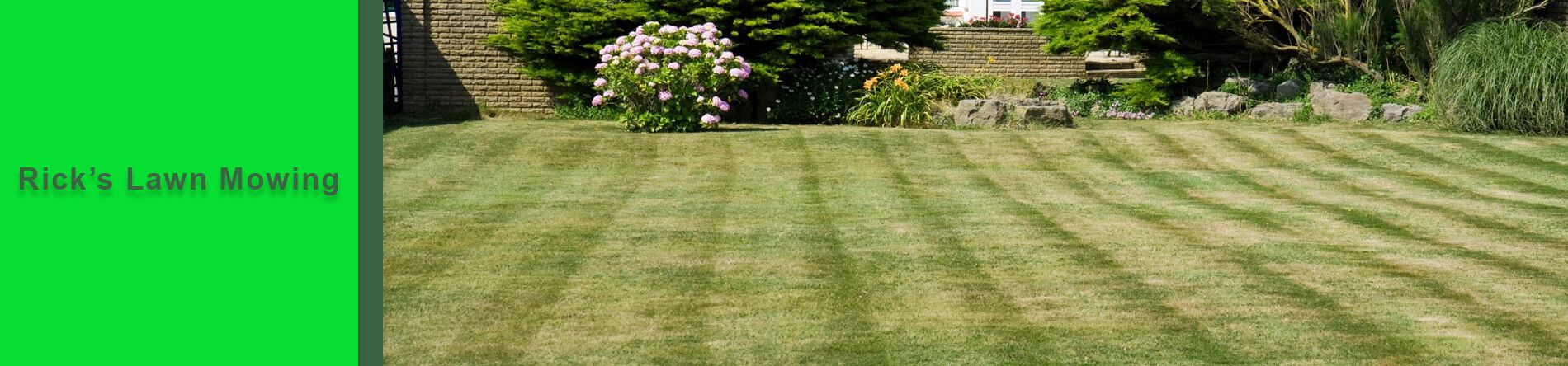 Rick S Lawn Mowing Is A Lawn Care Service In Rochester Mn We Provide A Variety Of Services Including Lawn Care Lawn Care Lawn Care Business Lawn Maintenance