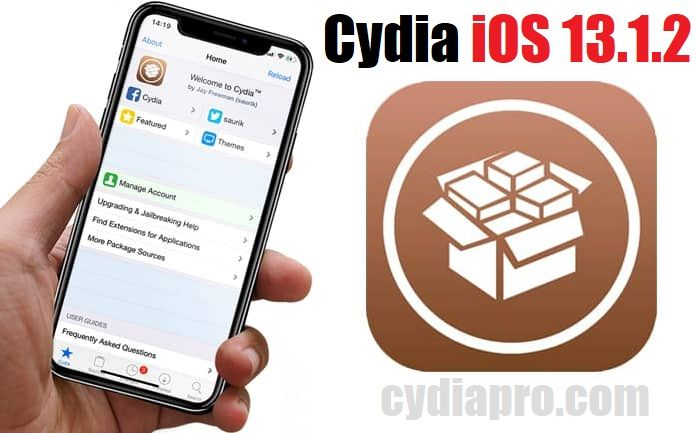Instant Cydia Installer for Download Cydia iOS 13.1.2 and